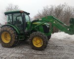 Tractor - Utility For Sale: 2013 John Deere 5115M, 115 HP