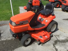 Riding Mower For Sale:  1998 Kubota TG1860G