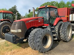 Tractor For Sale Case IH Magnum 275