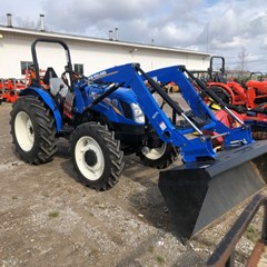 Tractor For Sale 2019 New Holland WORKMASTER 60 , 60 HP