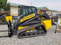 Skid Steer-Track For Sale 2020 New Holland C345 , 90 HP