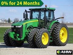 Tractor - Row Crop For Sale 2019 John Deere 8320R , 320 HP