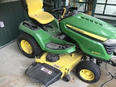 Riding Mower For Sale 2016 John Deere X590