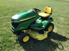Riding Mower For Sale 2016 John Deere X390