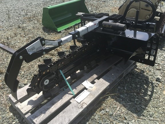 2018 John Deere TR36B Trencher For Sale