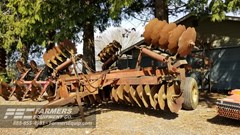 Disk Harrow For Sale Case 18'