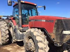 Tractor - Row Crop For Sale 2006 Case IH MX255 , 255 HP