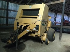 Baler-Round For Sale 2010 Vermeer 605SM