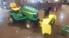 Lawn Mower For Sale 2012 John Deere X310 , 18 HP