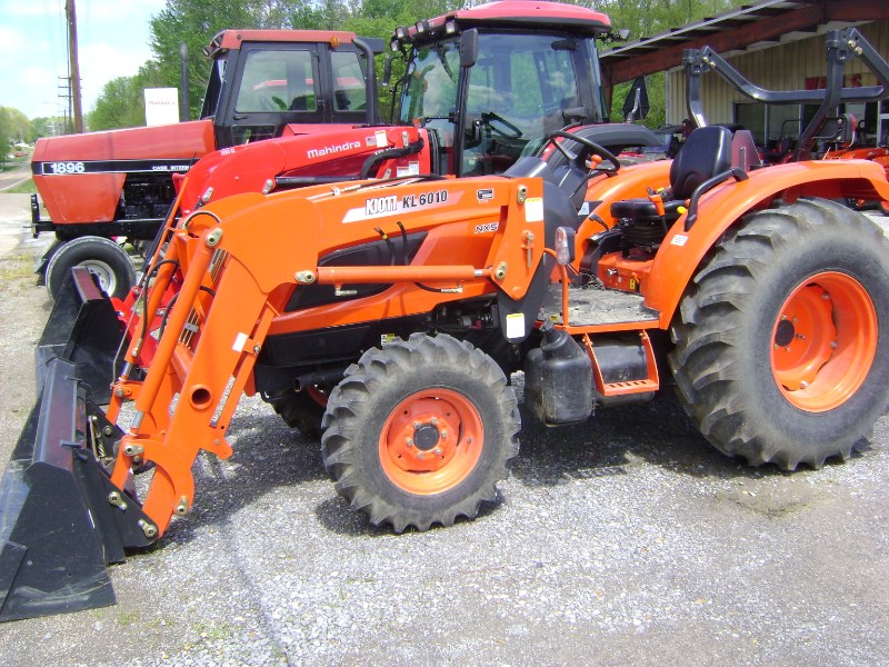 2015 Kioti nx5510 Tractor For Sale