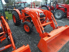 Tractor - Compact Utility For Sale 2014 Kubota L4701HST , 47 HP