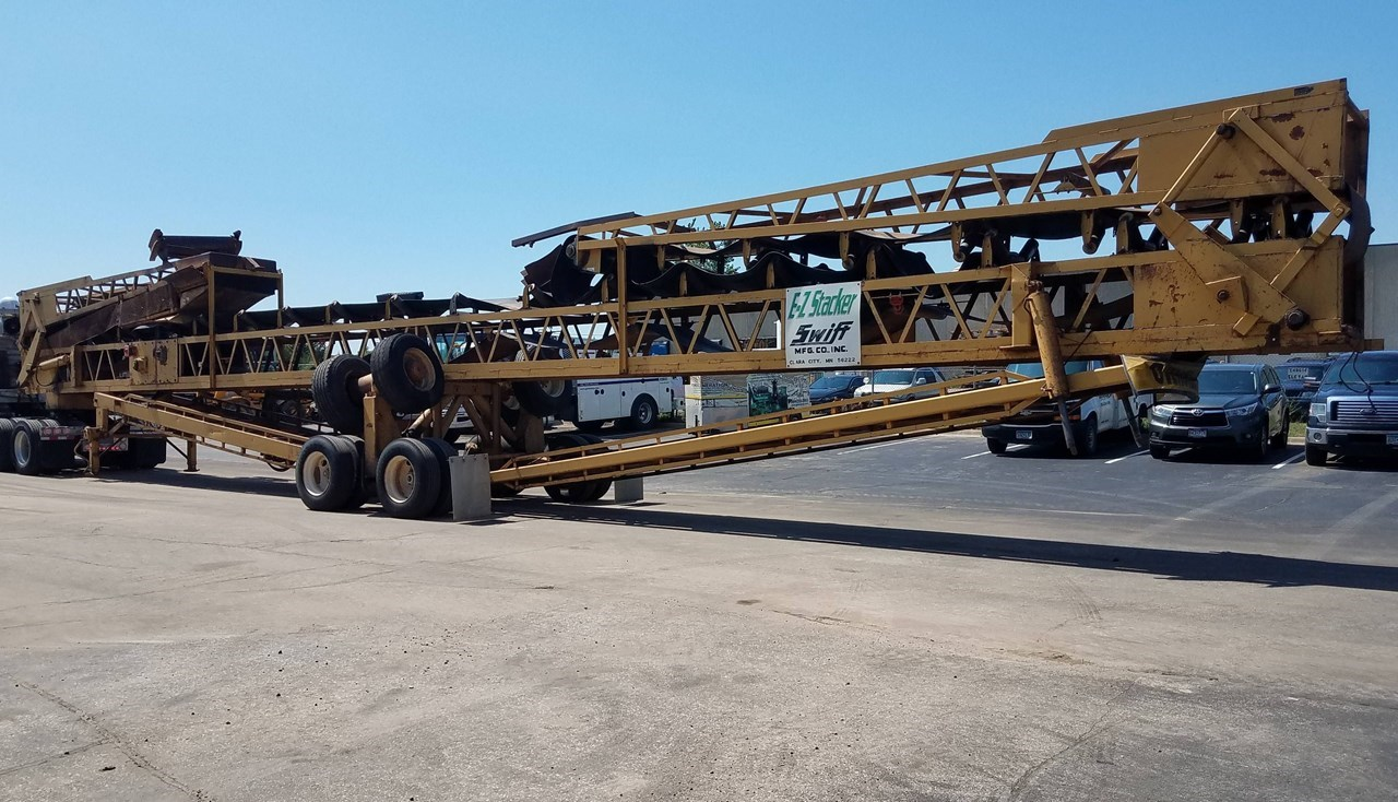 SWIFT STACKER K36X125 Conveyor - Stacking For Sale