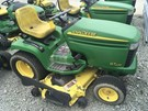Riding Mower For Sale:  2005 John Deere GT235 , 18 HP