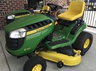 Riding Mower For Sale:  2020 John Deere E140