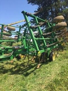 Field Cultivator For Sale 2008 John Deere 2210