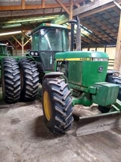 Tractor For Sale John Deere 4455 , 140 HP