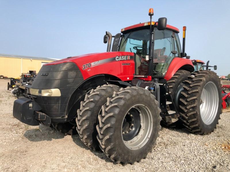 2014 Case IH Magnum 370 CVT Tractor For Sale