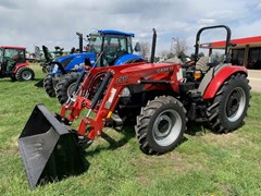 Tractor For Sale 2020 Case IH Farmall 75A , 75 HP