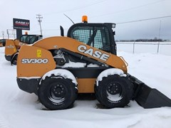 Skid Steer For Sale 2019 Case SV300