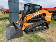 Skid Steer-Track For Sale 2019 Case TV370 , 74 HP