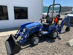 Tractor - Compact For Sale 2020 New Holland WM 25S