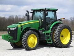 Tractor - Row Crop For Sale 2012 John Deere 8285R , 285 HP