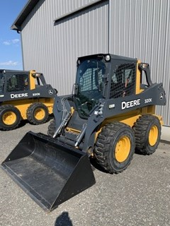 Skid Steer For Sale 2017 John Deere 320E