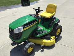 Riding Mower For Sale 2018 John Deere E150