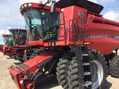 Combine For Sale 2007 Case IH 7010