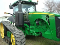 Tractor For Sale 2014 John Deere 8370 , 370 HP