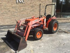 Tractor For Sale 1998 Kioti LK3054 , 30 HP