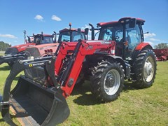 Tractor For Sale 2016 Case IH 145 , 145 HP