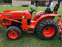 Tractor For Sale 2018 Kubota L3901 HST , 39 HP