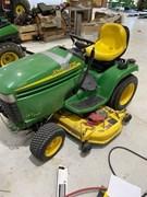 Riding Mower For Sale:  2002 John Deere GT245 , 20 HP