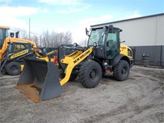 Wheel Loader For Sale 2019 New Holland W80C HS