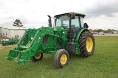 Tractor - Utility For Sale 2016 John Deere 6105E