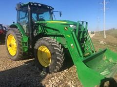 Tractor For Sale 2015 John Deere 6170 , 170 HP