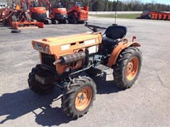 Tractor For Sale 1979 Kubota B7100DT , 16 HP