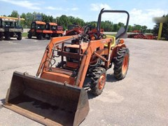 Tractor For Sale 1984 Kubota L235DT , 23 HP