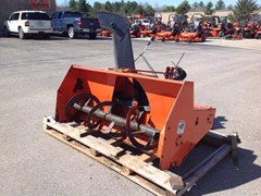 Snow Blower For Sale 2004 Kubota BL2660