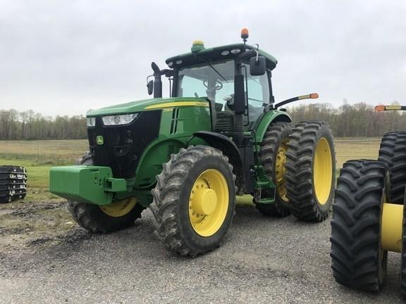 2017 John Deere 7230R Tractor - Row Crop For Sale