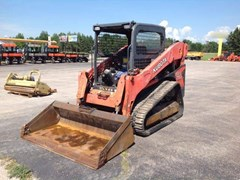 Skid Steer-Track For Sale 2014 Kubota SVL75-2W , 74 HP