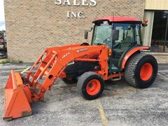 Tractor For Sale 2012 Kubota L4240HSTC3 , 44 HP