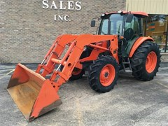 Tractor For Sale 2013 Kubota M9960HDC , 99 HP