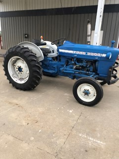 Tractor For Sale 1970 Ford 3000 , 47 HP