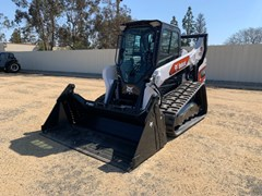 Skid Steer-Track For Sale 2020 Bobcat T76 , 74 HP