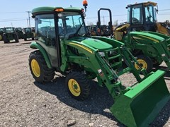 Tractor - Compact Utility For Sale 2017 John Deere 3046R , 46 HP