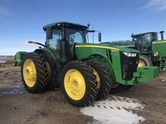 Tractor - Row Crop For Sale 2018 John Deere 8320R