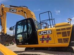Excavator-Track For Sale 2016 JCB JS220 LC , 173 HP