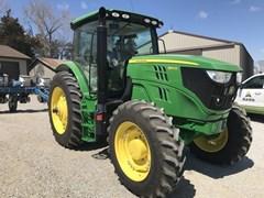 Tractor - Row Crop For Sale 2015 John Deere 6140R , 140 HP